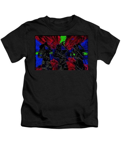 Singers 3 Kids T-Shirt