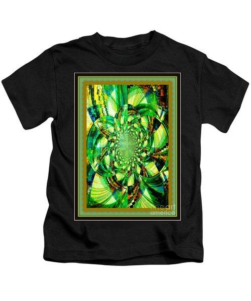 Solar Explosion Kids T-Shirt