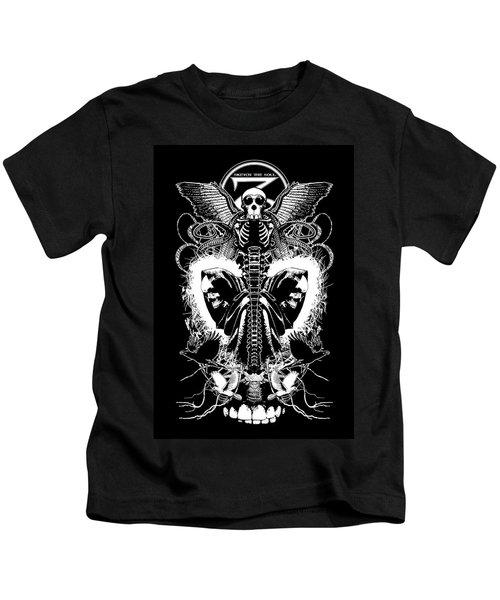 Spine Of Mine Kids T-Shirt