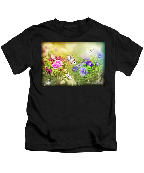 Spring Flowers  Kids T-Shirt