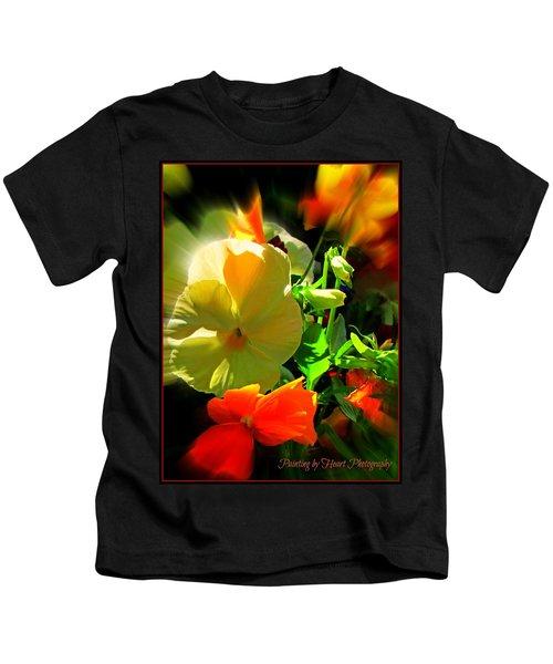 Summer Bloom Kids T-Shirt