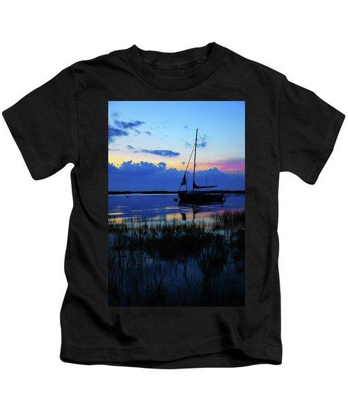 Sunset Calm Kids T-Shirt