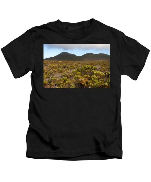 Table Mountain National Park Kids T-Shirt