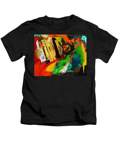 Tango Through The Memories Kids T-Shirt
