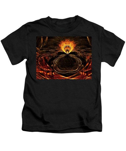 The Ah-hah Moment Kids T-Shirt