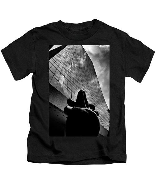 The Bull Never Sleeps Kids T-Shirt