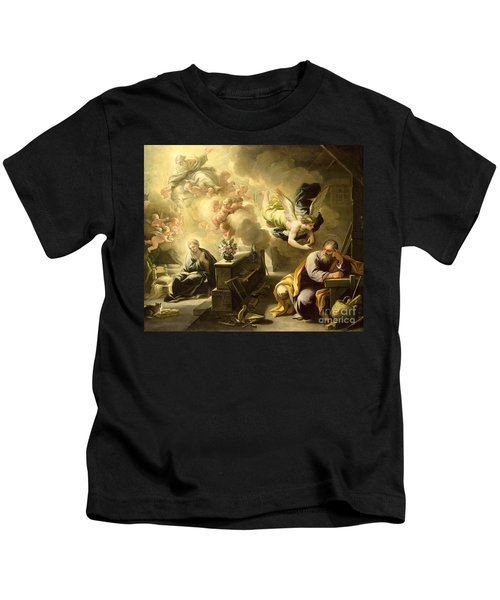 The Dream Of Saint Joseph Kids T-Shirt