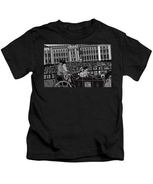 The Naked Royal Wedding 2 Kids T-Shirt