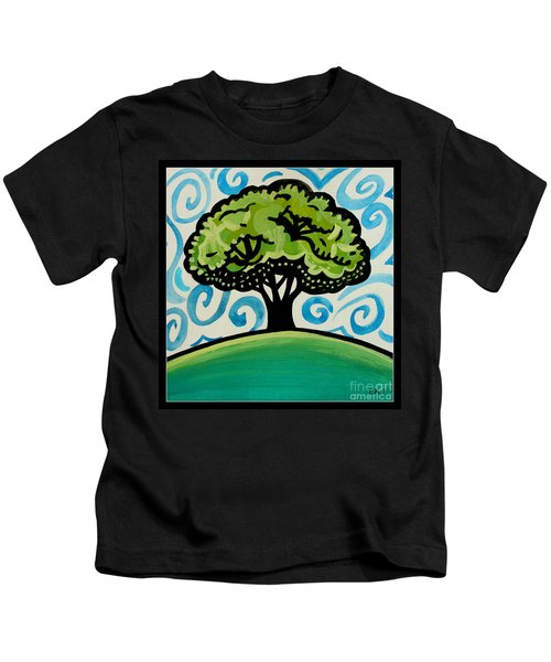 The Only Remaining Vestige Kids T-Shirt