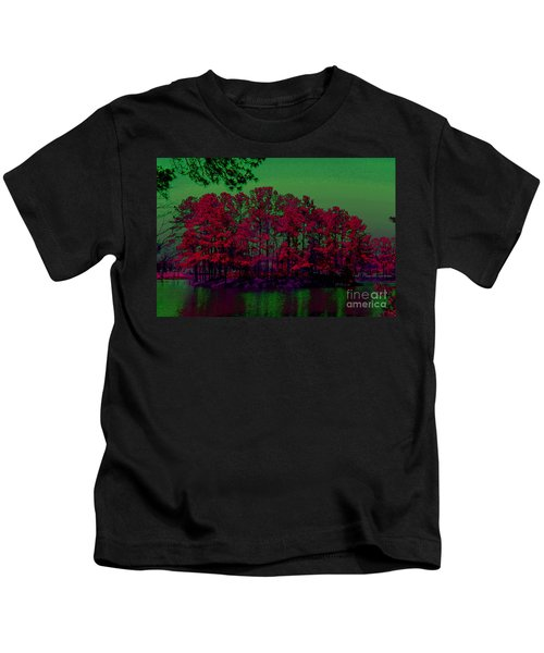 The Red Forest Kids T-Shirt