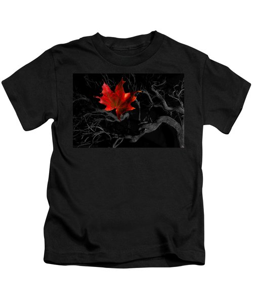 The Red Leaf Kids T-Shirt