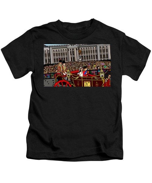 The Royal Wedding  Kids T-Shirt