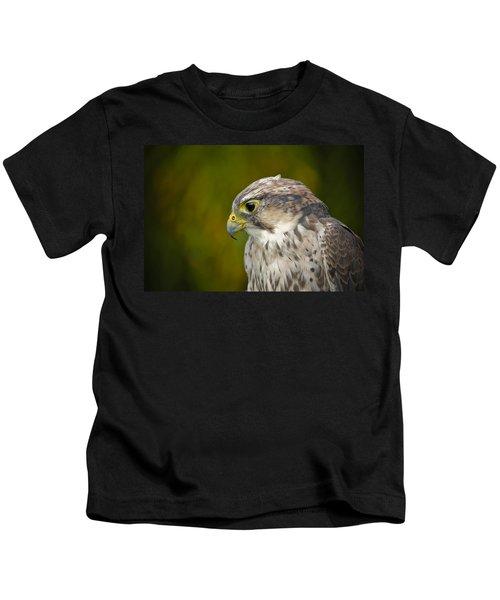 Thoughtful Kestrel Kids T-Shirt