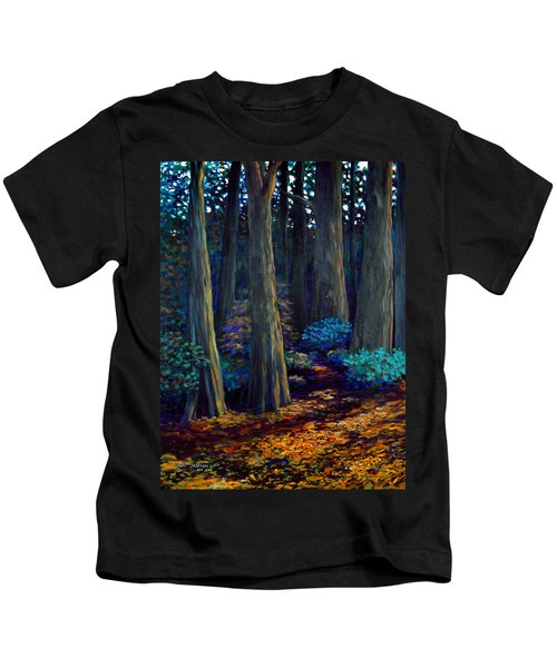 To The Woods Kids T-Shirt