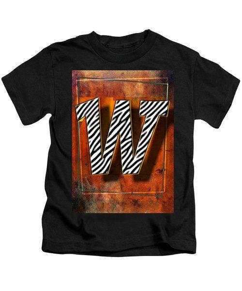 W Kids T-Shirt