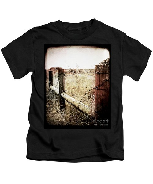 When Time Fades Kids T-Shirt