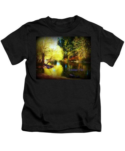 Woodland Park Kids T-Shirt