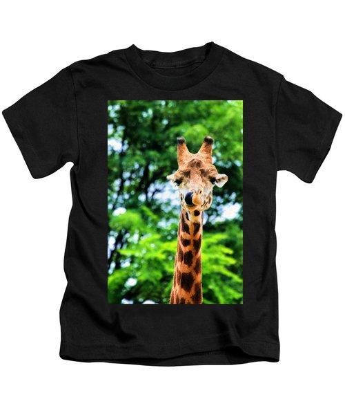 Yum Sllllllurrrp Kids T-Shirt