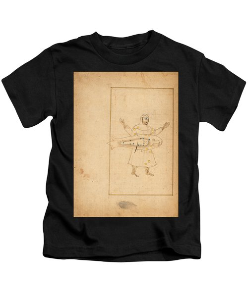 Book Of The Images Of The Fixed Stars Kids T-Shirt