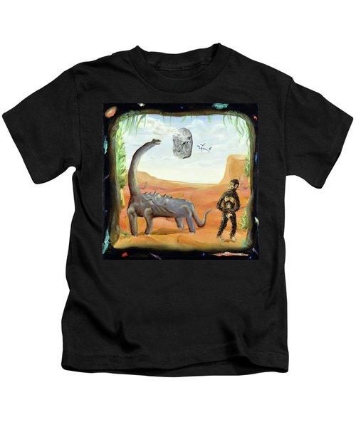 Abiogenesis Kids T-Shirt