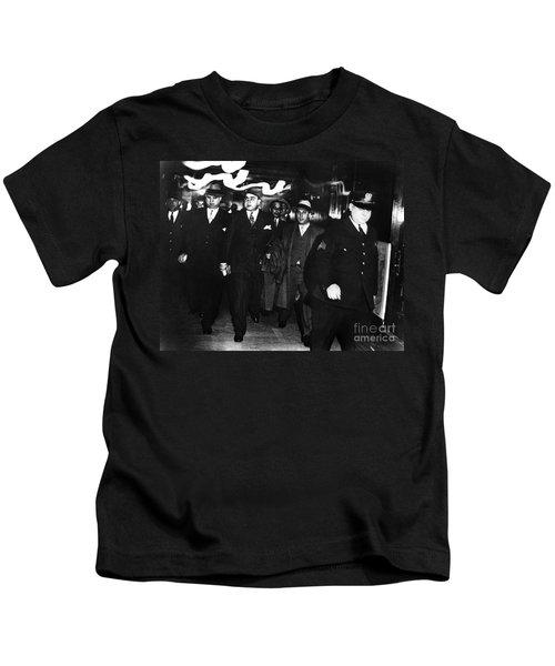 Alphonse Capone (1899-1947) Kids T-Shirt