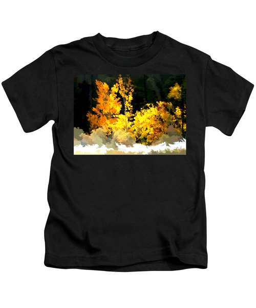 Aspen Glow Kids T-Shirt