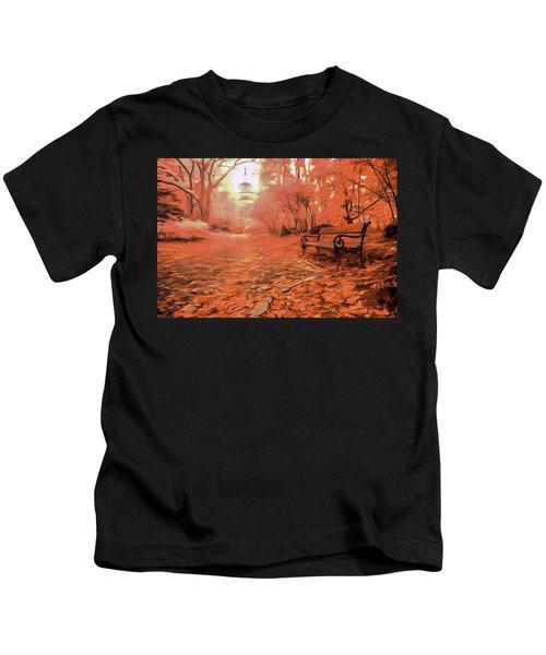 Autumn Park Kids T-Shirt