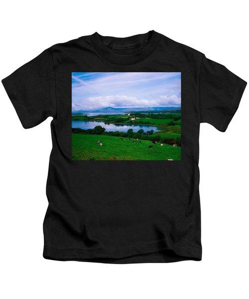 Bantry Bay, Co Cork, Ireland Kids T-Shirt
