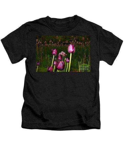 Behind The Scene Kids T-Shirt