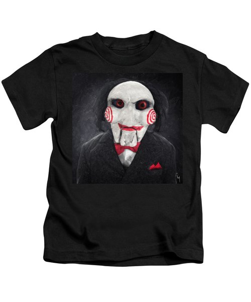 Billy The Puppet Kids T-Shirt