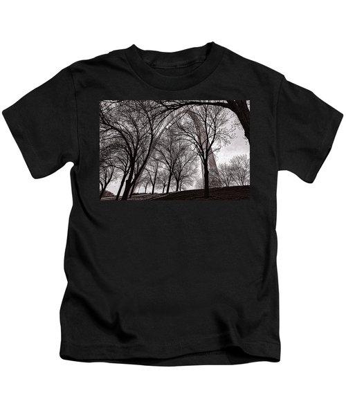 Blending In Kids T-Shirt