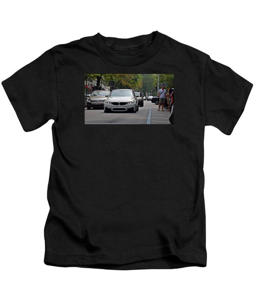 Bmw M3 Kids T-Shirt