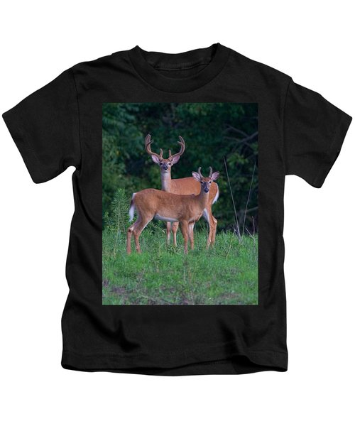 Buck Father And Son Kids T-Shirt