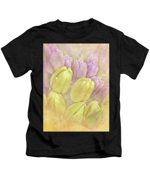 Burst Of Spring Kids T-Shirt