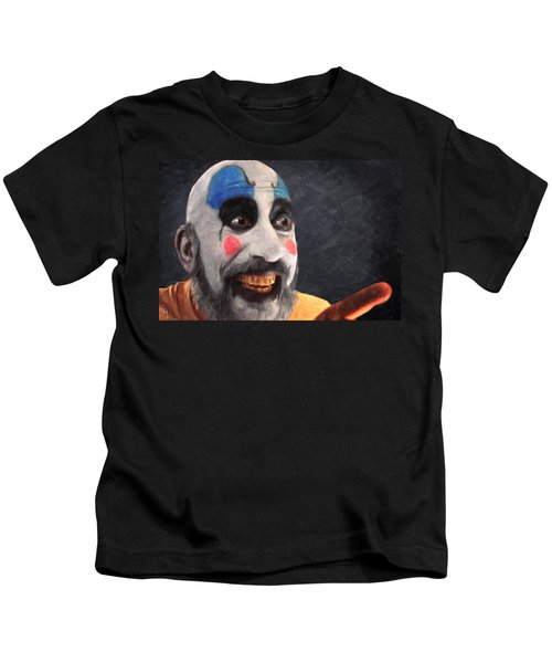 Captain Spaulding Kids T-Shirt