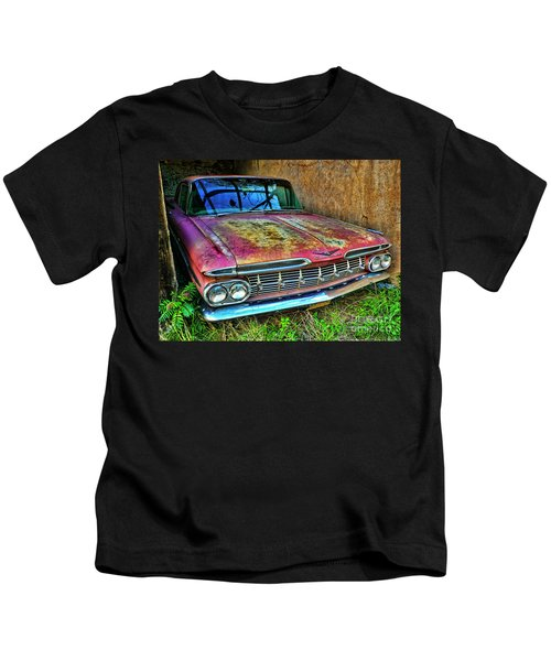 Classic Chevy Kids T-Shirt