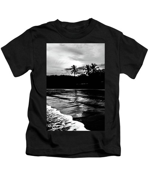 Coast Of Eden Kids T-Shirt
