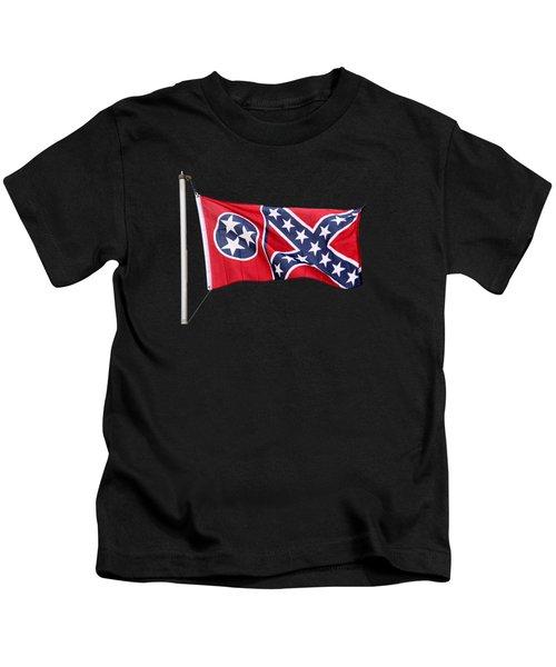 Confederate-flag Kids T-Shirt