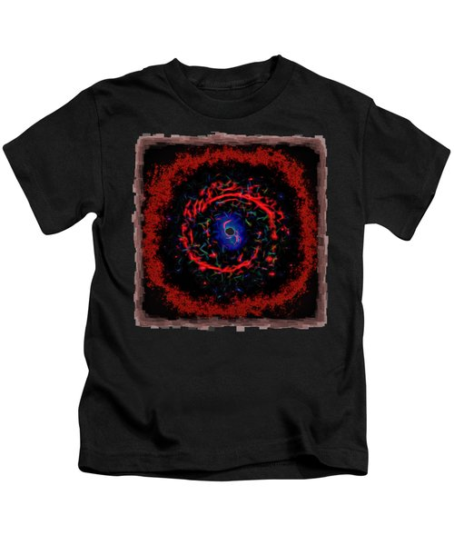 Cosmic Eye 2 Kids T-Shirt