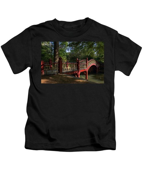 Crim Dell Bridge Kids T-Shirt