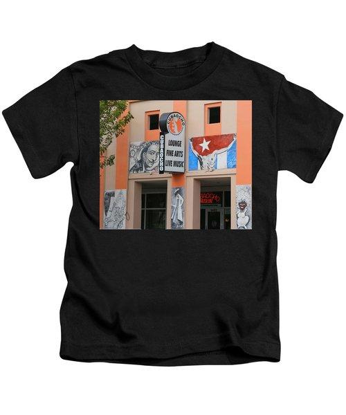 Cubacho Lounge Kids T-Shirt