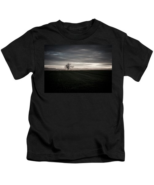 Dark And Light Kids T-Shirt