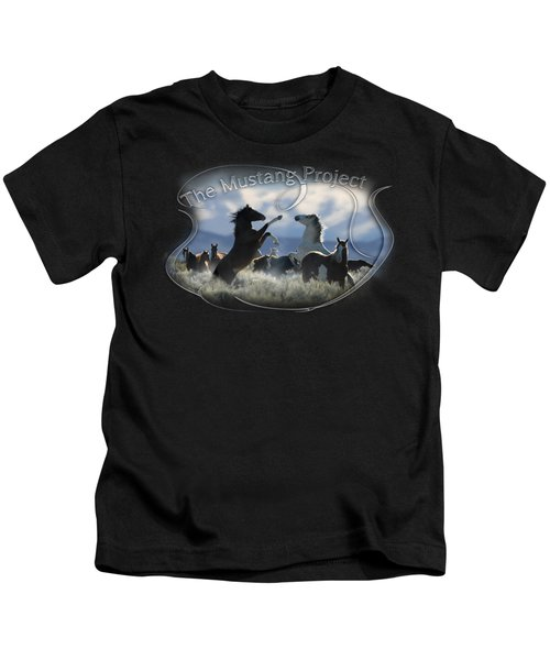 Defending The Right Kids T-Shirt