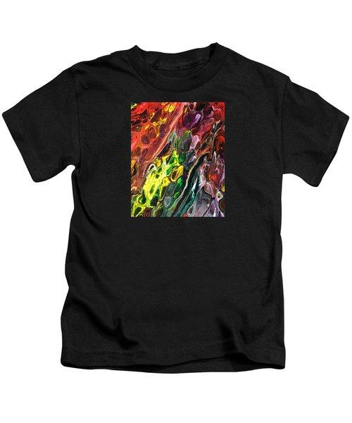 Detail Of Auto Body Paint Technician 2 Kids T-Shirt