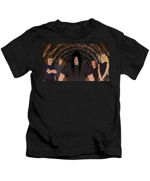 Dethklok Kids T-Shirt