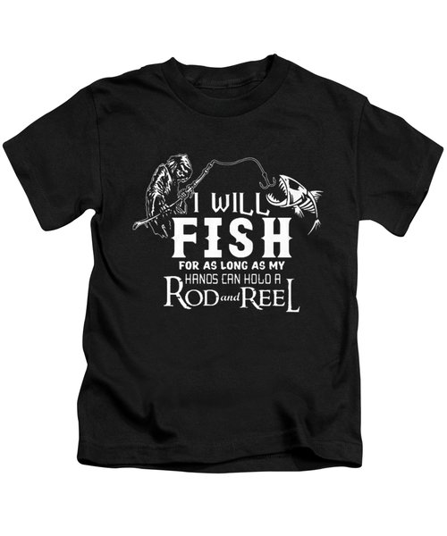 Fishing Kids T-Shirt