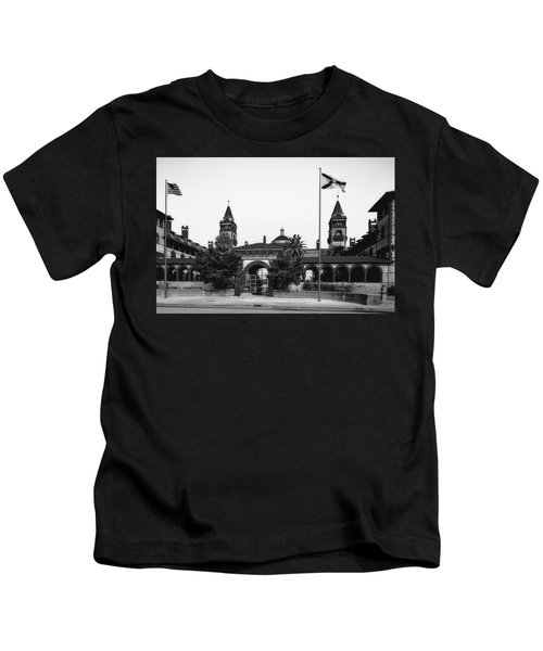 Flagler College - St Augustine Florida Kids T-Shirt