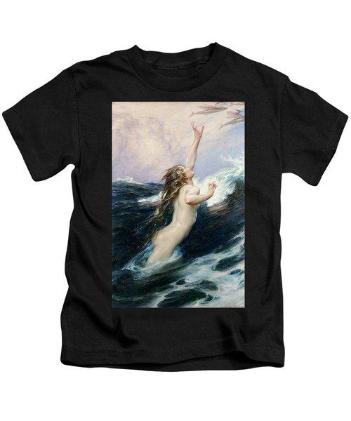 Flying Fish Kids T-Shirt