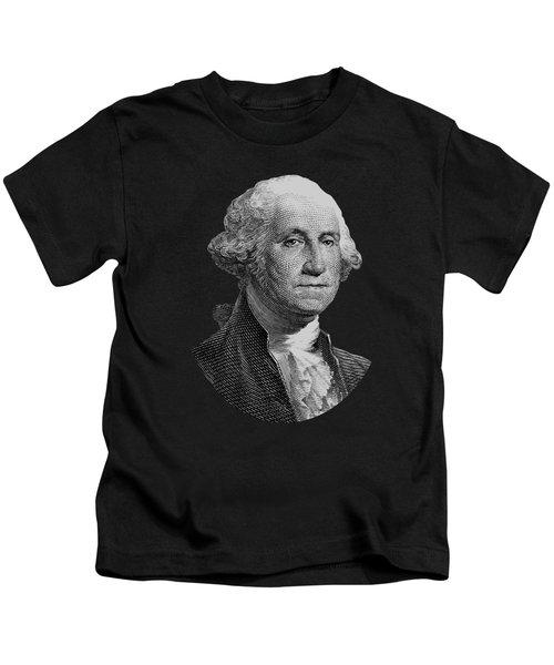 George Washington Graphic Four Kids T-Shirt