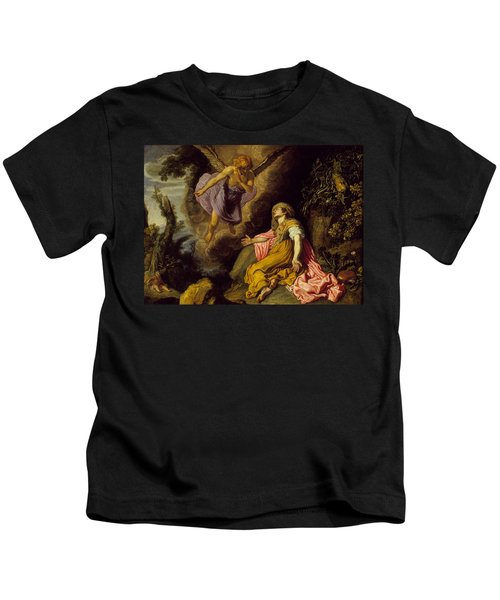 Hagar And The Angel Kids T-Shirt